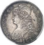 USA République fédérale des États-Unis d'Amérique (1776-à nos jours). 50 cents Liberty 1818, Philade