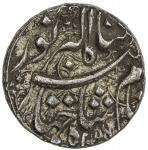 India - Mughal Empire. MUGHAL: Jahangir, 1605-1628, AR rupee (11.43g), Lahore, AH1036 year 22, KM-14