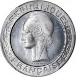 FRANCE. 5 Franc Pattern Essai in Aluminum, 1933. PCGS SP-65 Secure Holder.