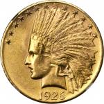 1926 Indian Eagle. MS-62 (NGC).