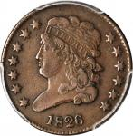 1826 Classic Head Half Cent. VF-35 (PCGS).