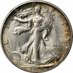 1919-S Walking Liberty Half Dollar. MS-63 (NGC).