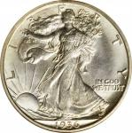 1936-S Walking Liberty Half Dollar. MS-66 (NGC).