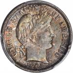 1905 Barber Dime. MS-66 (PCGS). CAC.