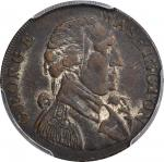 Undated (Possibly Circa 1793) Success Medal. Large Size. Musante GW-42, Baker-266, W-10915. Rarity-7