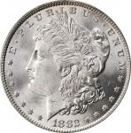 1882 Morgan Silver Dollar. MS-65 (PCGS). CAC.