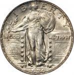1920-S Standing Liberty Quarter. MS-65 FH (PCGS).
