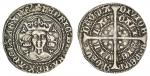 England. House of Lancaster. Henry VI, first reign (1422-1461). Annulet issue, 1422-1430. Groat, mm