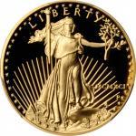 1991-P Half-Ounce Gold Eagle. Proof-69 Deep Cameo (PCGS).