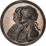 1783年和平勋章Peace of 1783 medal PCGS SP 64
