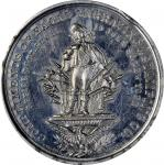 Undated (ca. 1900) Eagle Engraving & Stamping Company Advertising Medal. Aluminum. 44.7 mm. By Victo