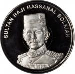 1994年文莱100元,新加坡造币厂。GEM BRILLIANT PROOF.