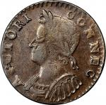 1786 Connecticut Copper. Miller 4.1-G, W-2525. Rarity-3. Mailed Bust Left. EF-45 (PCGS).