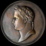FRANCE Napoleon II ナポレオン2世 Bronze Medal 1811 返品不可 要下见 Sold as is No returns EF+