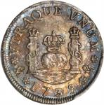 MEXICO. Real, 1739-MoMF. PCGS MS-66 Secure Holder.