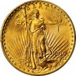1910-D Saint-Gaudens Double Eagle. MS-65 (PCGS).