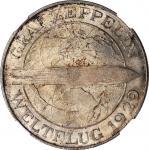 GERMANY. Weimar Republic. 5 Mark, 1930-F. Stuttgart Mint. NGC MS-67.