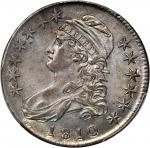 1810 Capped Bust Half Dollar. O-105. Rarity-2. MS-62 (PCGS).