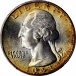 1943-D Washington Quarter. MS-67+ (PCGS). CAC.