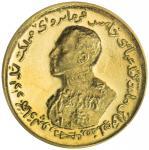 BAHAWALPUR: Sadiq Muhammad Khan V, 1907-1947, AV mohur 409。92g41, Bahawalpur, 34334, KM-XM11, proof