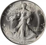 1937-S Walking Liberty Half Dollar. MS-65 (PCGS). CAC. OGH.