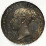 GREAT BRITAIN Victoria ヴィクトリア(1837~1901) 6Pence 1839 NGC-PF63 Proof UNC
