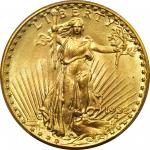 1932 Saint-Gaudens Double Eagle. MS-65+ (PCGS).