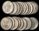 Lot of (177) New Orleans Mint Morgan Silver Dollars. Mostly Extremely Fine to About Uncirculated.