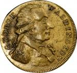 Undated (ca. 1860) Success Medal. Small Size. Musante GW-44, Baker-267A, W-10877. Brass. Plain Edge.