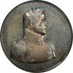 1814年托马斯麦克多诺银章 完未流通