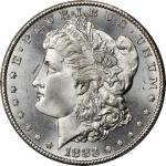 1883-CC GSA Morgan Silver Dollar. MS-67 (NGC).