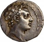 SYRIA. Seleukid Kingdom. Antiochos IV Epiphanes, 175-164 B.C. AR Tetradrachm (17.21 gms), Antioch on