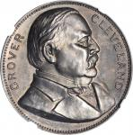 1896 United States Assay Commission Medal. Silver. 33 mm. By Charles E. Barber and George T. Morgan.