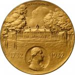 1932/31 United States Assay Commission Medal. Bronze. 51 mm. By John R. Sinnock and Adam Pietz. JK A