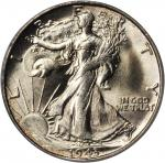 1943-S Walking Liberty Half Dollar. MS-65 (PCGS). CAC.