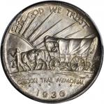 1936-S Oregon Trail Memorial. MS-67 (PCGS).