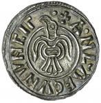 939年古特弗里特森便士 极美 Danelaw Guthfrithsson Penny