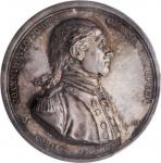 1779 (1860-1879) Captain John Paul Jones / Bonhomme Richard vs. Serapis Naval Medal. Paris Mint Rest