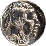 1936 Buffalo Nickel. Brilliant Proof-67 (PCGS). CAC.