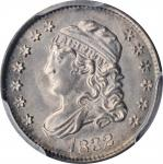 1832 Capped Bust Half Dime. LM-7. Rarity-2. MS-62 (PCGS).