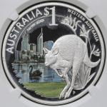 AUSTRALIA オーストラリア Dollar 2011P NGC-PF70 Ultra Cameo Proof
