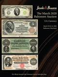 SBP2020年3月巴尔地摩#8-美国纸钞