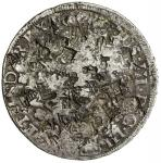 China - Chopmarked Coins. CHINESE CHOPMARKED: GUATEMALA: Carlos III, 1759-1788, AR 8 reales, 1761, K