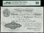 Bank of England, Basil Gage Catterns (1929-1934), 100, Leeds, 13 January 1933, serial number 79/Y 38