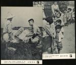 1952年台湾交通部邮政总局发行台湾建设图画明信片1套11枚,带原始封套,均未使用,保存极佳,少见。 Taiwan  Postal History A set of 11 pieces picture