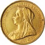 1893年英国5英镑金币。
