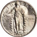 1929-D Standing Liberty Quarter. MS-64 FH (PCGS).
