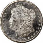 1879-CC GSA Morgan Silver Dollar. Clear CC. Mint State (Uncertified).