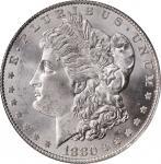 1880 Morgan Silver Dollar. MS-65 (PCGS). CAC. OGH.