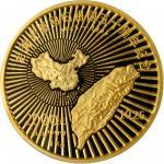 1995年台湾光复回归祖国50周年纪念金币1公斤 NGC PF 67